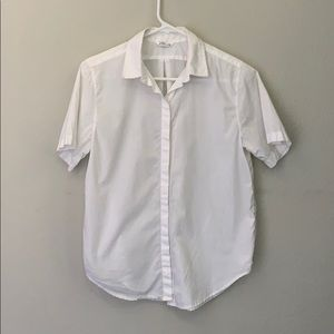 Club Monaco Short Sleeve Top